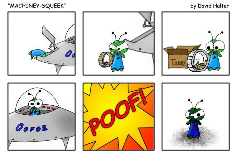 Machiney Squeek