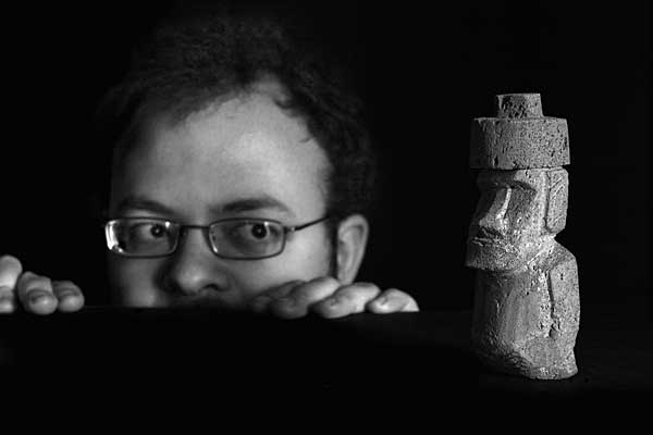 Mini Moai